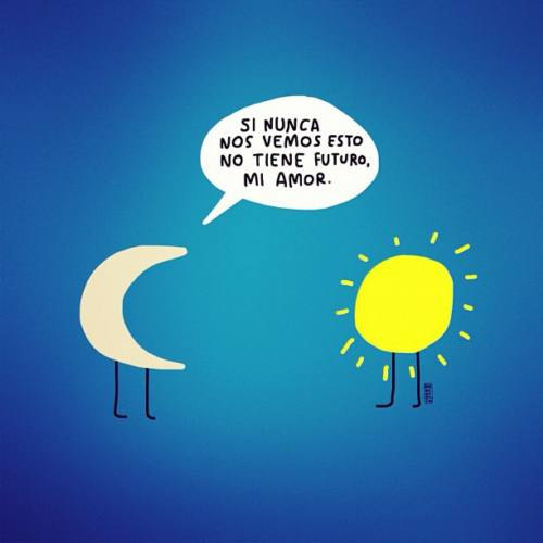 Amores imposibles-humor