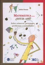 Matemática... ¿Estás ahí?