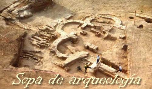 Sopa de términos arqueológicos