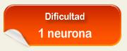 Nivel de dificultad 1 neuronas