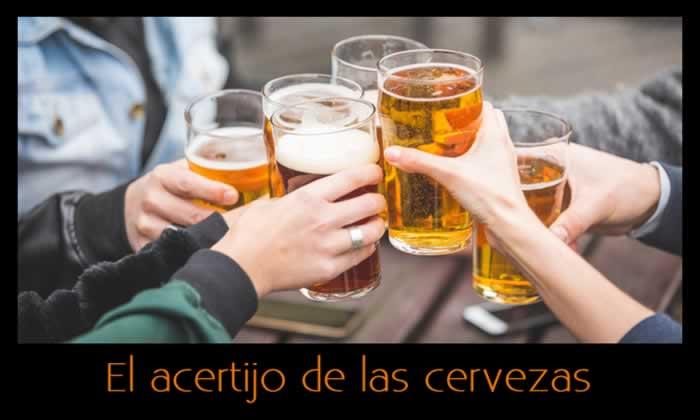El reparto de la cerveza