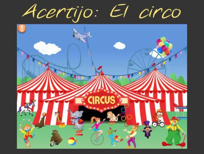 Acertijo. El Circo