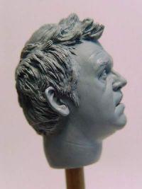 Esculturas en masilla