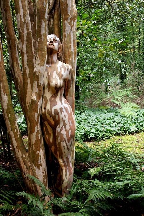 bodypaint-tronco-arbol