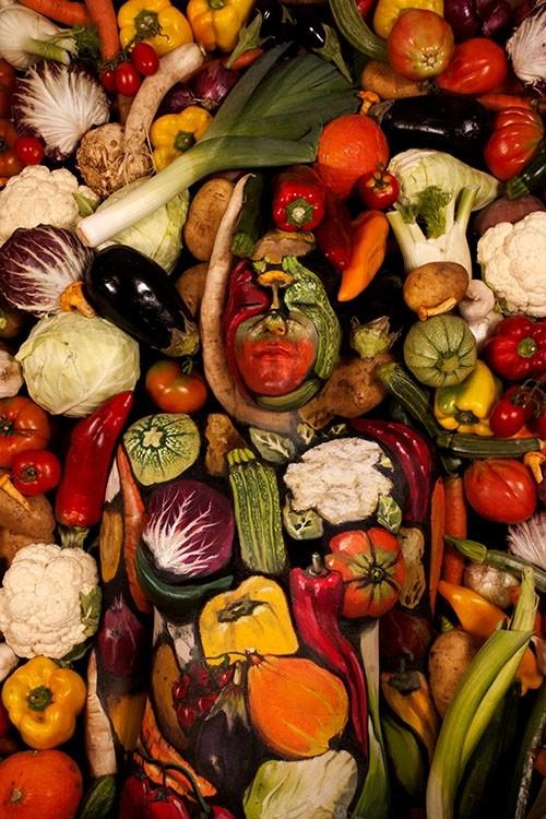 bodypaint-vegetales