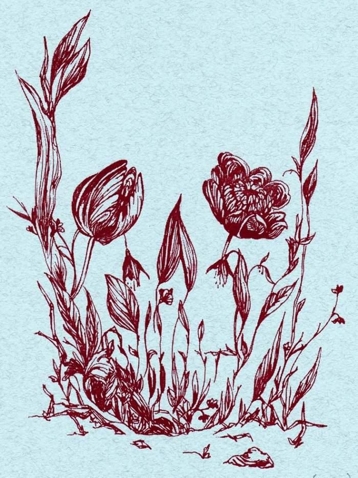 Flores y plantas: una obra especial