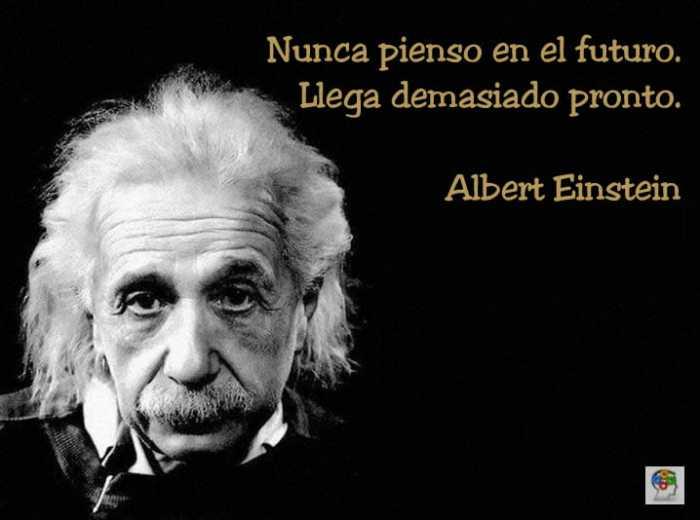 Einstein y el futuro