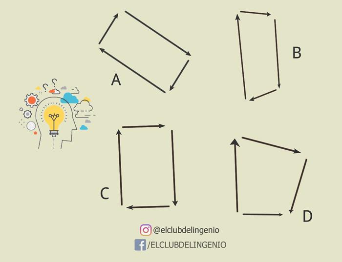 Figuras con flechas para desarrollar tu percepción visual