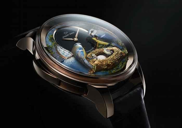 Ingenio y creatividad para crear un reloj