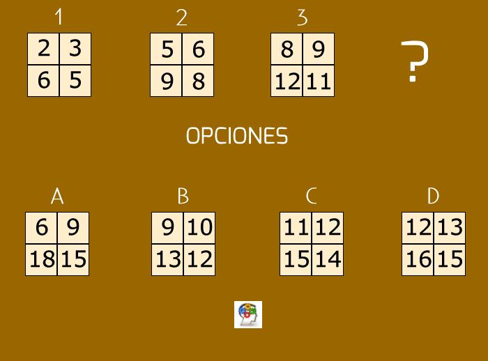 Agiliza tu mente con esta serie de figuras y números