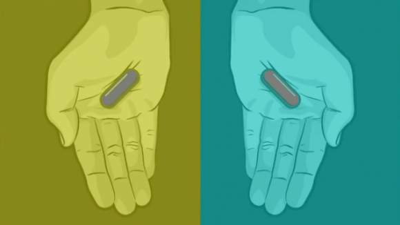 Las píldoras iguales