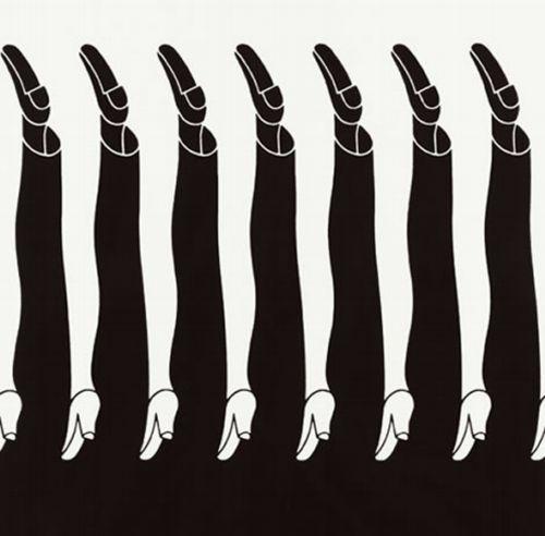 Ilusión visual de Shigeo Fukuda