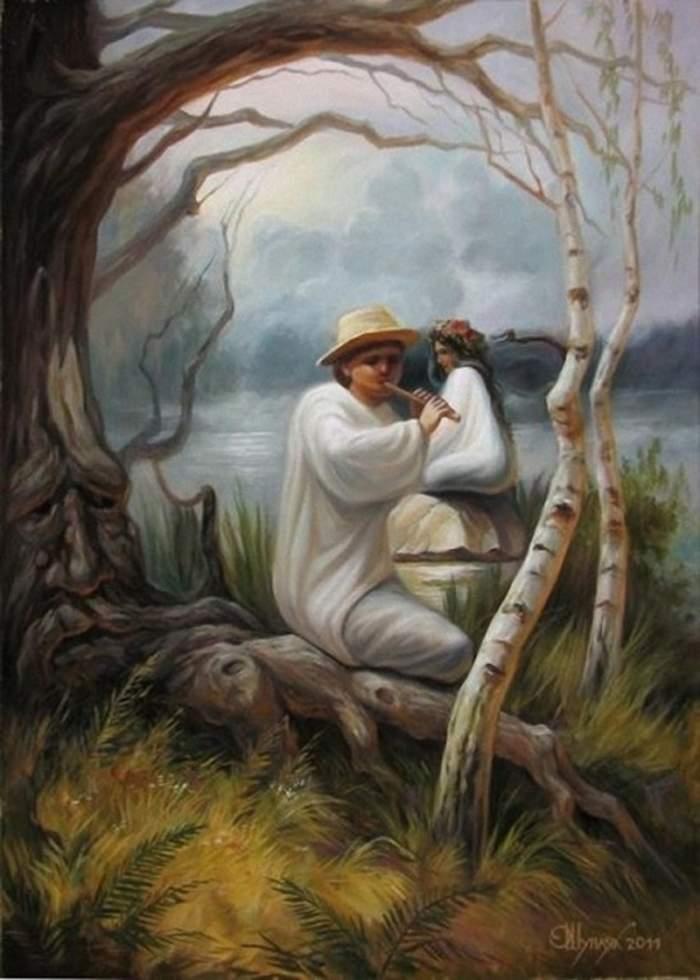 Una pintura sugestiva