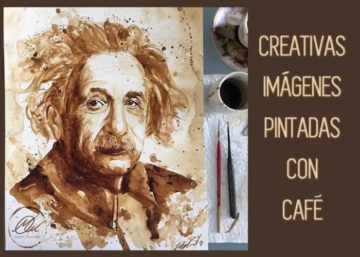 Arte y creatividad con el café