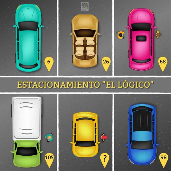 Estacionamiento Loco Juego De Logica Y Calculo El Club Del