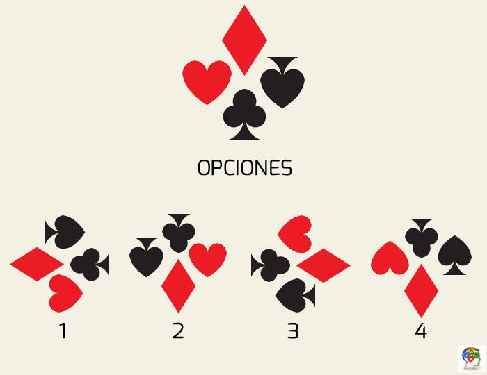 Lógica con símbolos de póker