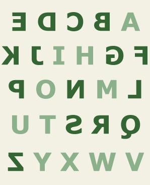 letras-enfrentadas-mostrar