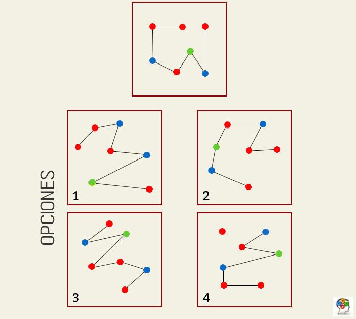 Un camino de líneas y puntos para entrenar tus neuronas