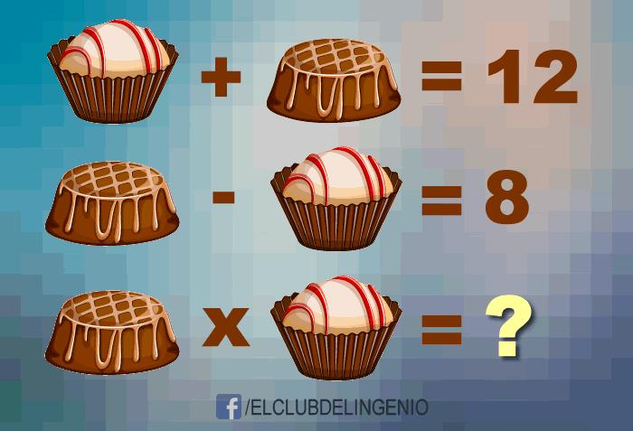 Lógica en la chocolatería