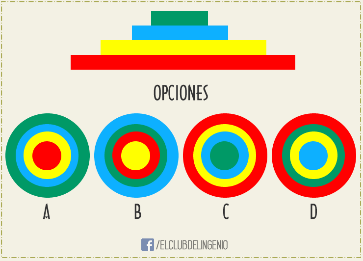 Percepcion Visual Y Espacial En Los Colores El Club Del Ingenio