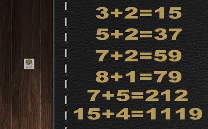 Operaciones numéricas muy lógicas