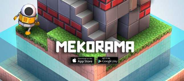 Mekorama. Espectacular juego para iOS y Android