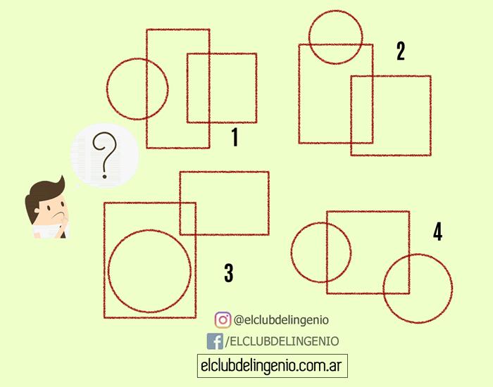 Razonando con figuras geométricas