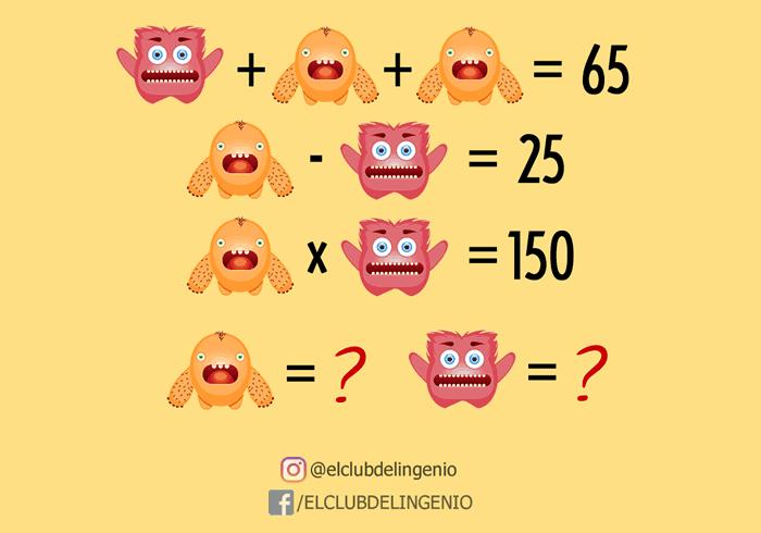Agiliza tu mente con este juego de lógica y cálculo