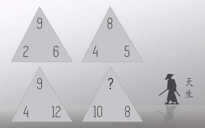 Lógica con triángulos