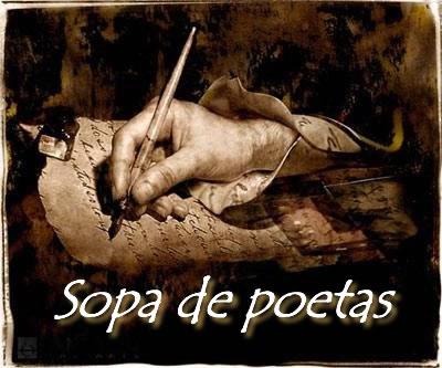 Sopa Interactiva temática: poetas y poetisas