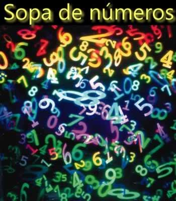sopa-numerica