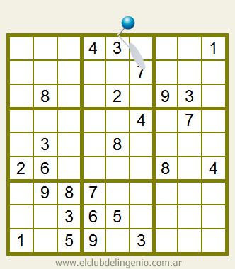 Sudoku interactivo
