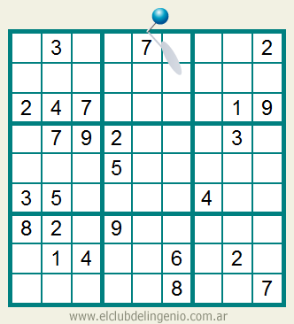 Fácil sudoku interactivo