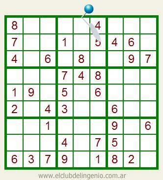 Sudoku para pricipiantes