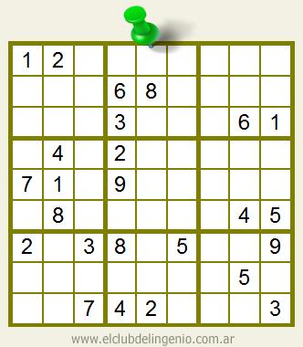 Jugar sudoku on-line