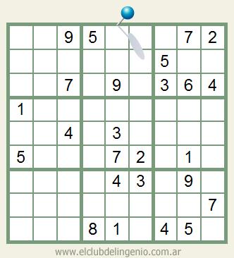 Sudoku para experimentados