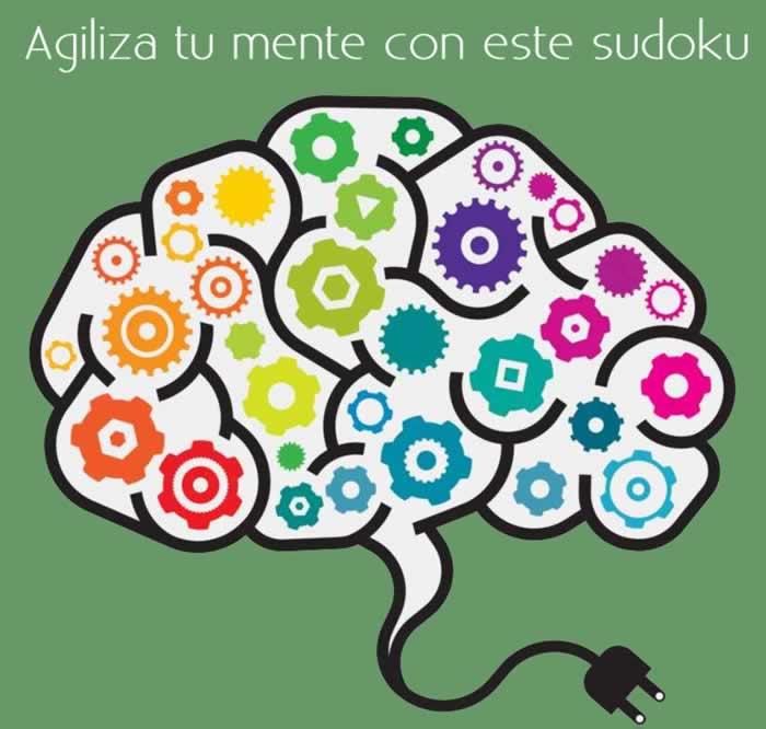 Sudoku muy fácil para entrenar tus neuronas