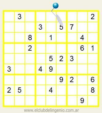 Fácil sudoku online