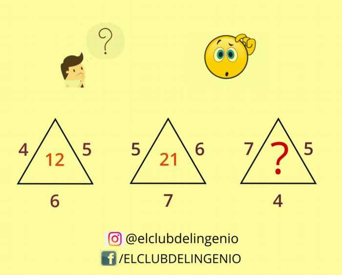 Números y triángulos para jugar y razonar